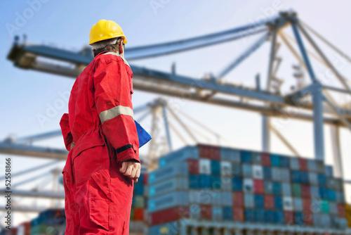 Fotografía  International Logistics