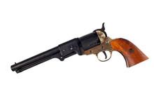 Antique American Colt Navy Per...
