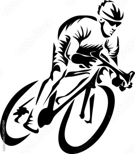 road cyclist - 52607404