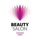 abstract logo beauty salon