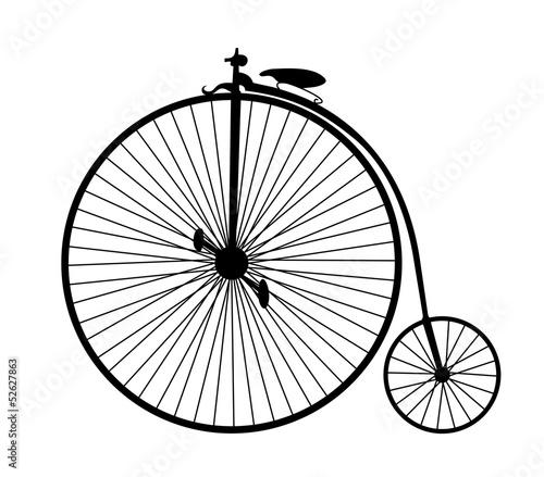 vintage bicycle © tony4urban