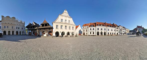 Obraz na PlexiKazimierz Dolny -Stitched Panorama