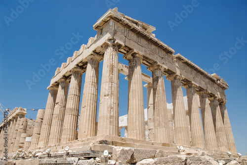 Canvas Prints Historical buildings Acropolis of Athens