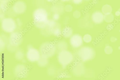 Fototapeta Green abstract background blur obraz na płótnie