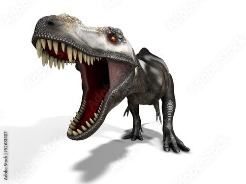 Photo  Predatory dinosaur