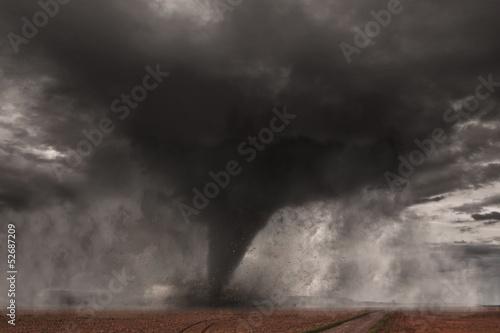 Tornado Fototapeta