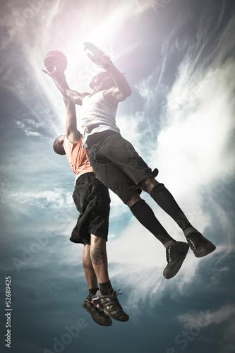 dwa-koszykarz