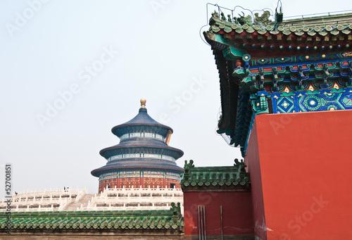 Papiers peints Pékin Hall of Prayer for Good Harvests, The Temple of Heaven, Beijing