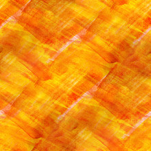 Art Avant-garde Hand Paint Background Seamless Yellow Wallpaper