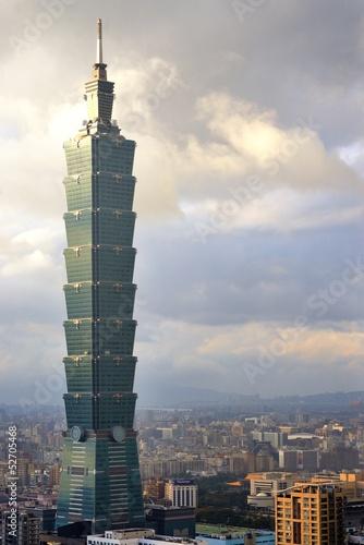 Photo  Taipei 101