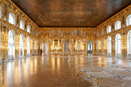 Fotomural Catherine Palace in