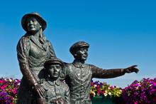 The Annie Moore Memorial