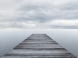wooden pier - 52752807