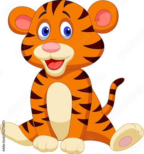 sprytny-tygrys-rysunek