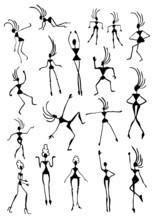 Cartoon Figures