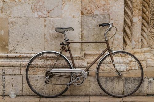 Staande foto Fiets classic bicycle