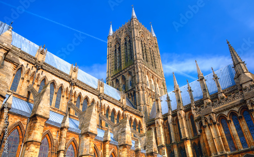 Photographie  Lincoln Cathedral, England