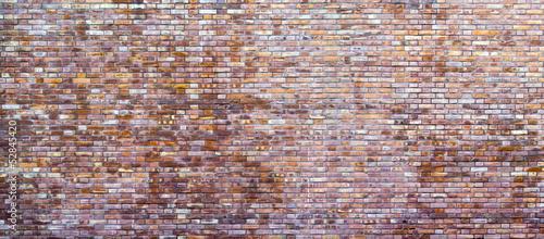 Fototapeta Background of brick wall texture obraz