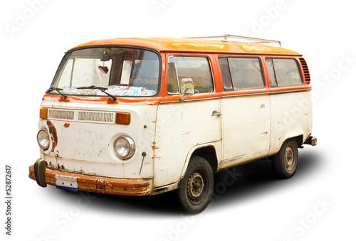 old van © Oculo