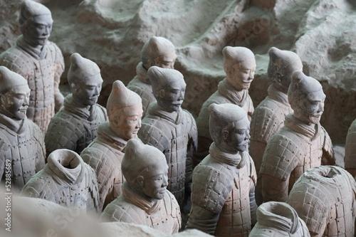 Papiers peints Xian Terracotta warriors