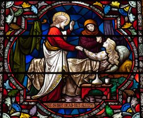 Obraz na Szkle Wonder of Jesus Christ