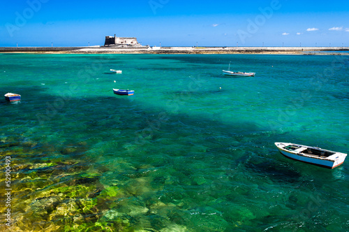 Castillo de San Gabriel, in Arrecife, Canary Islands