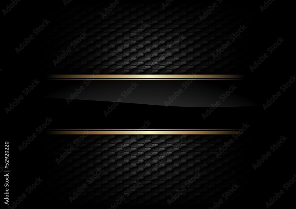 Fototapeta black background
