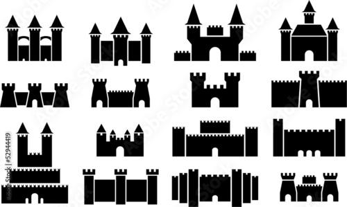 Photo Castle icons
