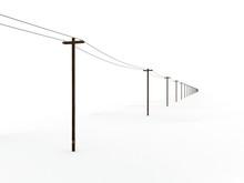 Endless Power Poles
