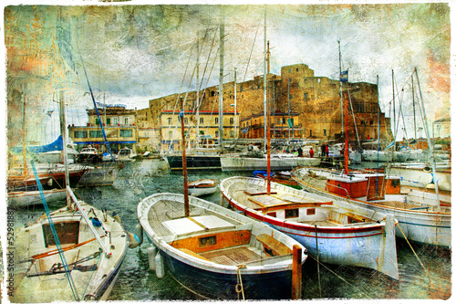 Naples, Italy, artistic picture #52981887