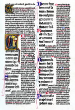 Psalm 96 (14 Century)