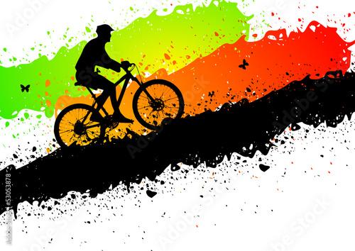 rower-gorski-streszczenie-tlo