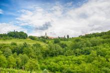 HDR Village In Goriska Brda, S...