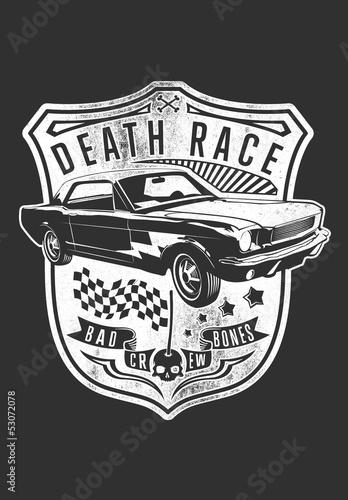 Car of death