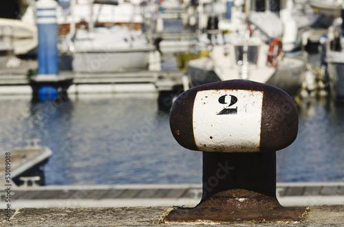 port of La Coruña