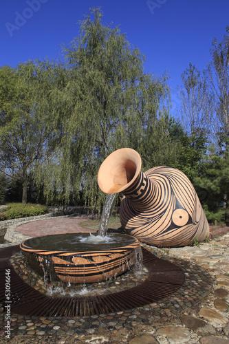 Fotografie, Obraz  Landscape architecture landscape