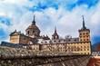 El Escorial Monastery back