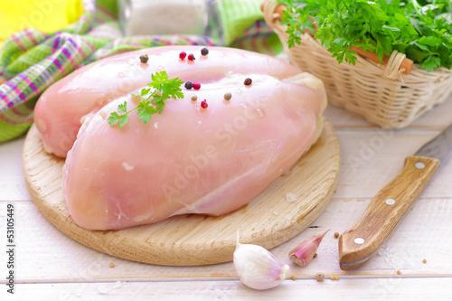 Fotomural  Chicken