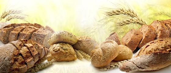 Fototapeta Do piekarni chleb