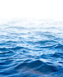 canvas print picture - Water surface, abstract background with a text field