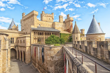 Olite Castle, Navarre