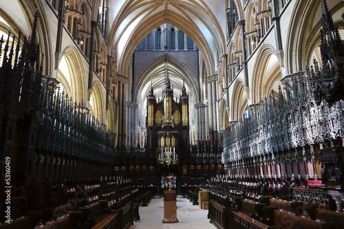 Fotografia  Lincoln Cathedral