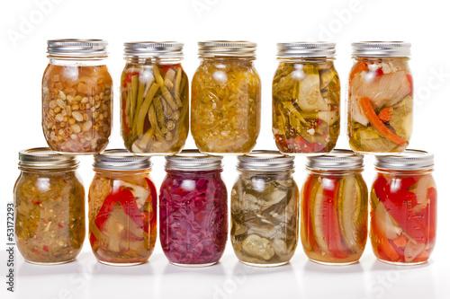 Fotografie, Obraz  Canned Goods