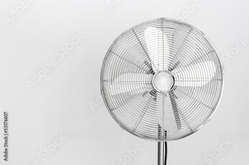 Metal electric fan - 53176607