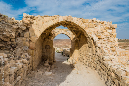 Photo sur Aluminium Moyen-Orient shobak crusader castle fortress Jordan