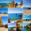 Algarve - Collage