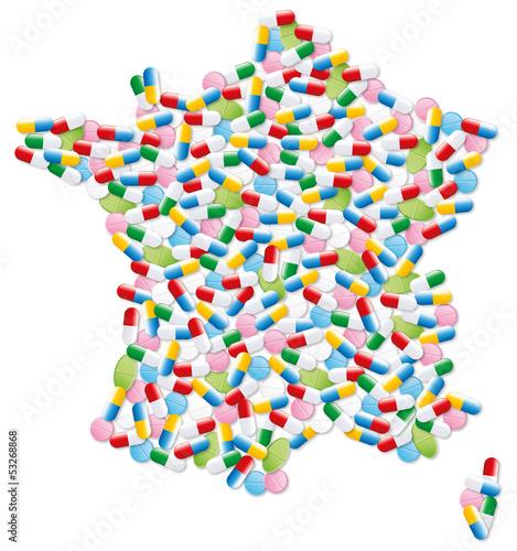 Fotografia Médicaments en France-2