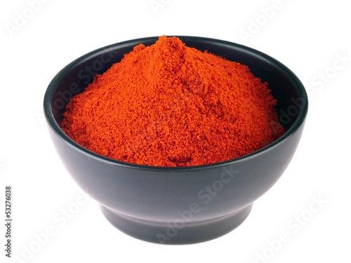 Canvas-taulu Paprika powder