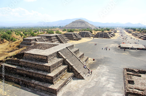 Teotihuacan, Mexico #53301066