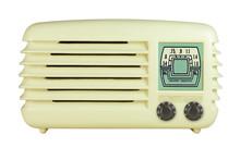 Antique Bakelite Radio 07